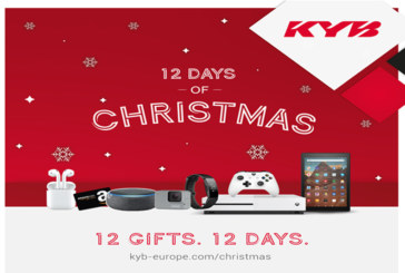 KYB launches Christmas competition