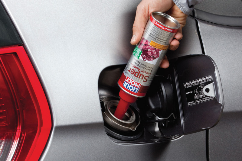 WIN! Liqui Moly Super Diesel Additive
