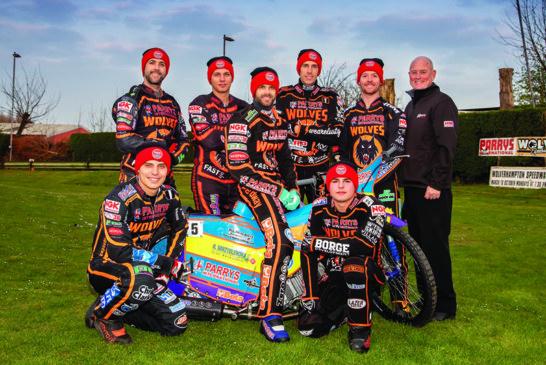 NGK announces Speedway sponsorship