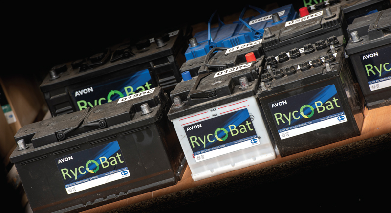 What to do with your dead batteries?