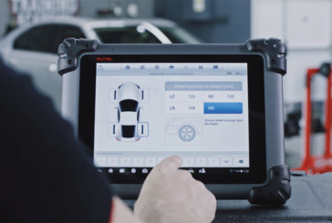Autel runs through an ADAS Volkswagen LDW Calibration