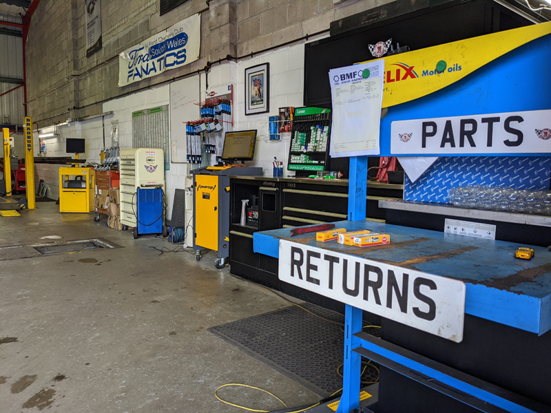 Covid-19: Guidance for garages from Avia Autos