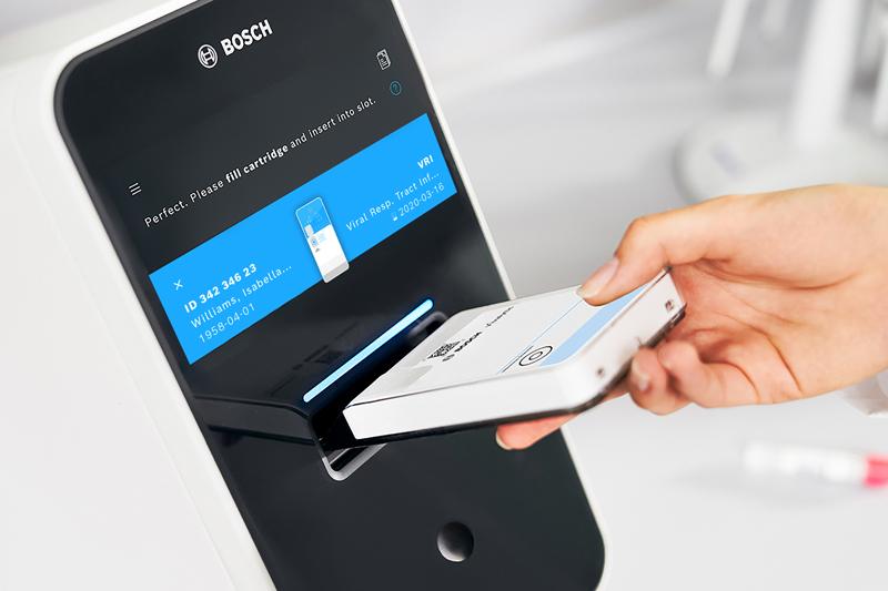 Bosch develops rapid test for COVID-19