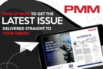 Sign up to receive digital versions of PMM
