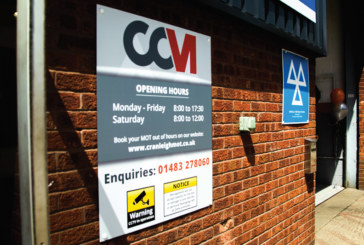 CCM provides MOT advice