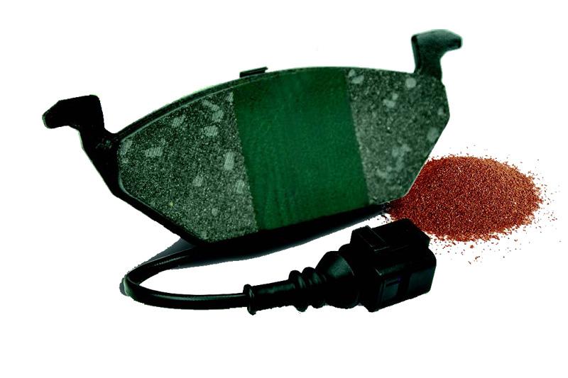 Brake dust: the secret pollutant