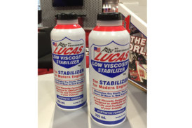 Lucas Oil boosts range with engine oil additive
