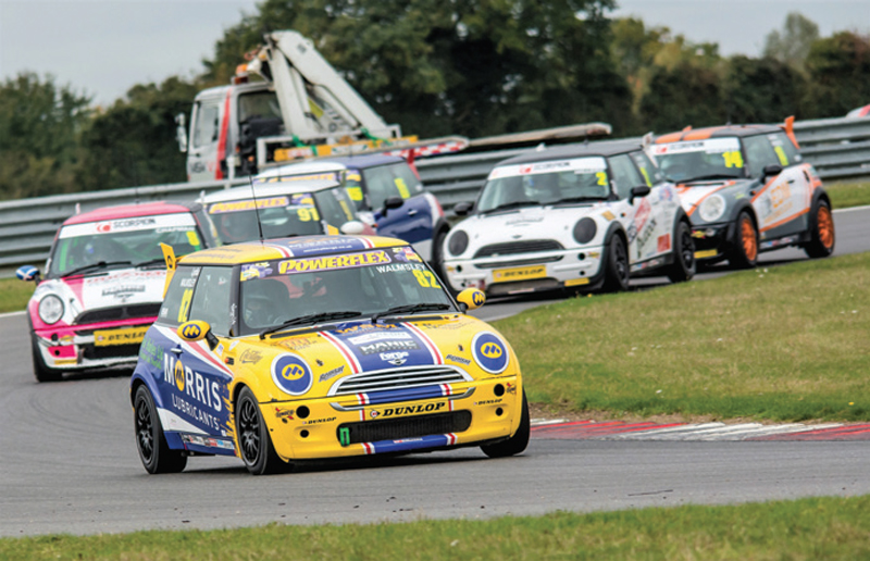 WIN! Tickets for Mini UK Challenge with Morris Lubricants