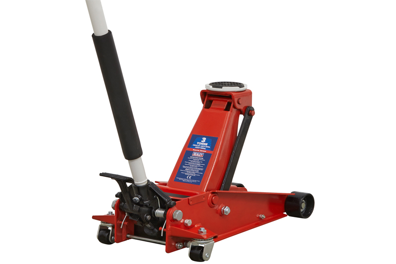 Sealey launches latest trolley jack