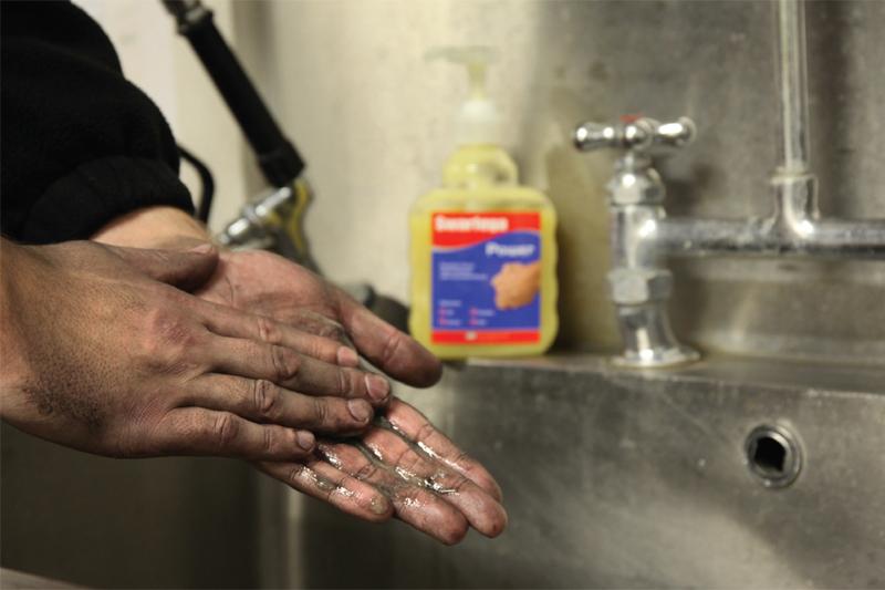 Swarfega provides skin care tips