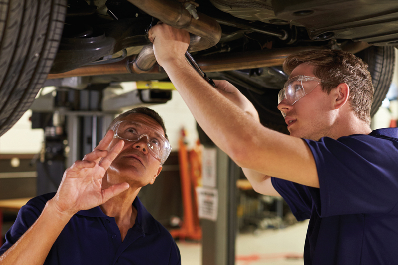 Autotech Recruit looks at the Apprenticeship Levy