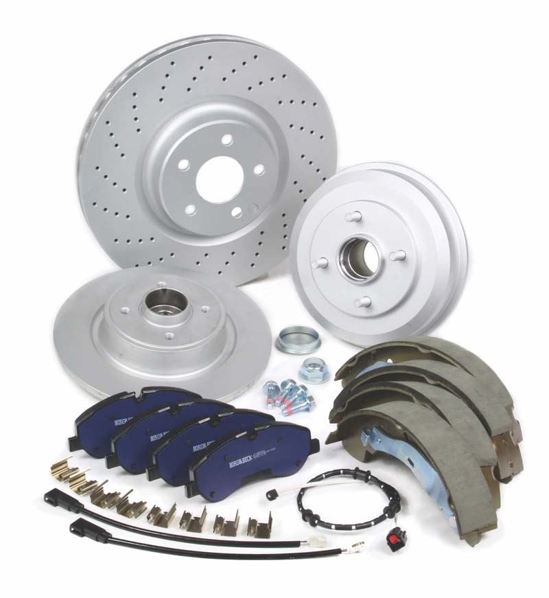 Borg & Beck shares brake disc installation tips