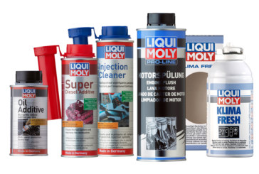 LIQUI MOLY offers service packages to NHS staff