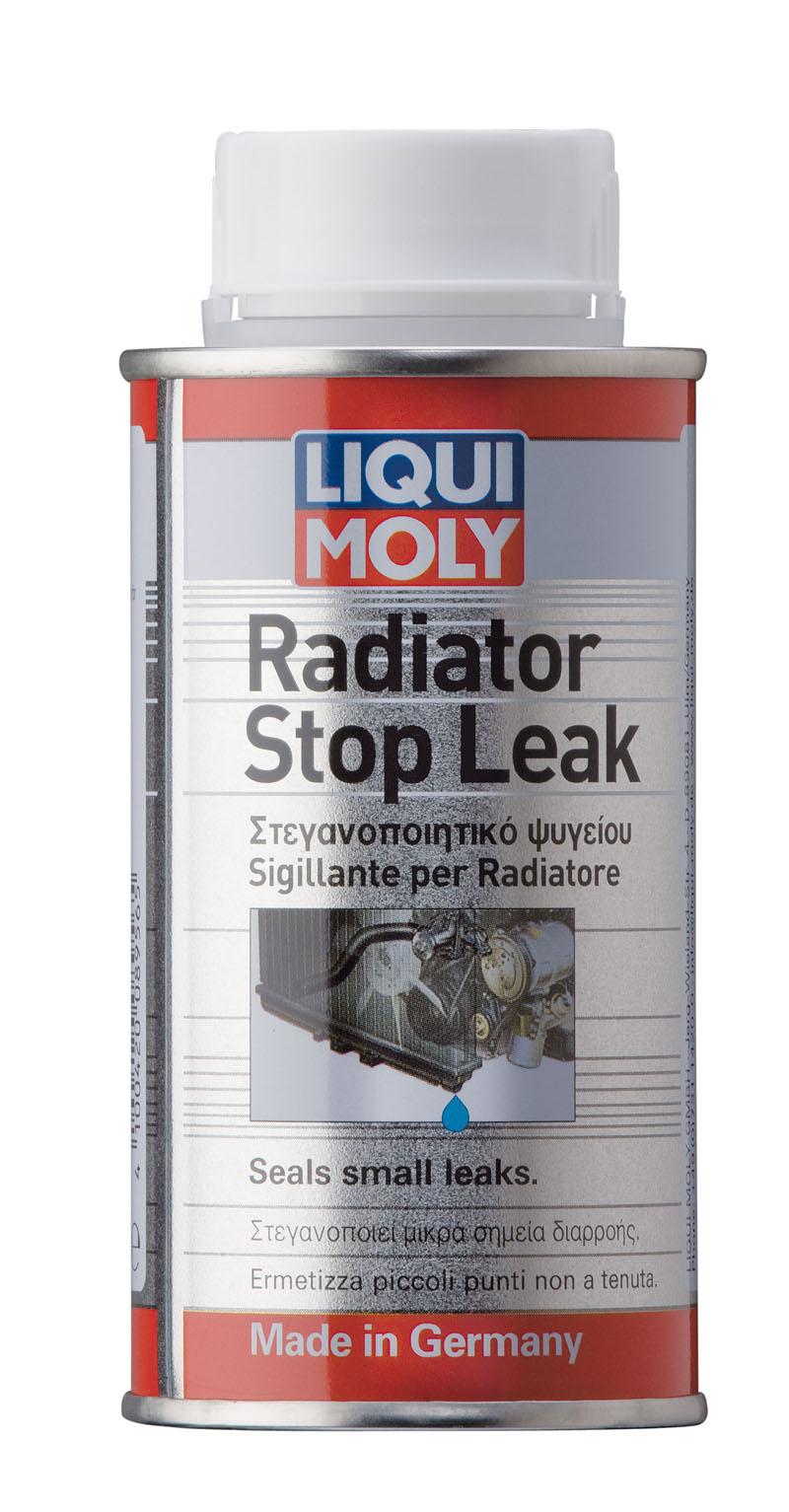 Liqui Moly explains its RadiatorStop Leak formula