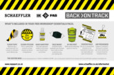 Schaeffler launches workshop essentials pack