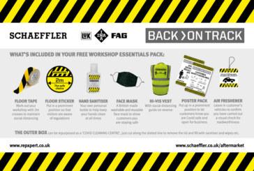 Schaeffler launches workshop essentials pack