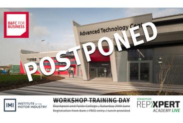 Schaeffler postpones REPXPERT Academy LIVE