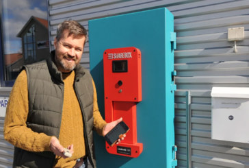 Sharebox allows Norwegian garages to become contactless