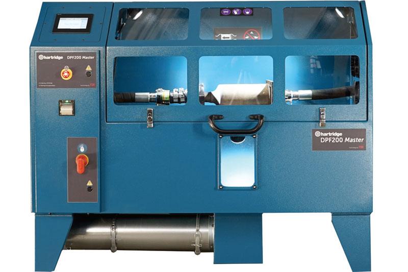 Delphi launches Hartridge DPF200 Master
