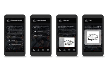 Gates introduces Automotive Catalogue App