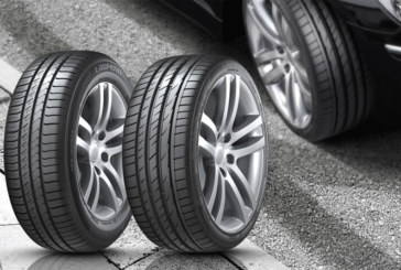 Hankook offers stability through Laufenn-Plus