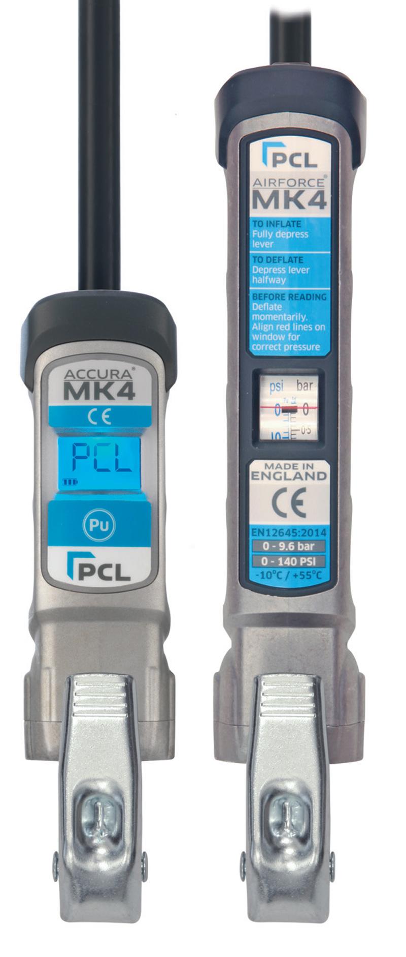PCL announces warranty extension on MK4 range