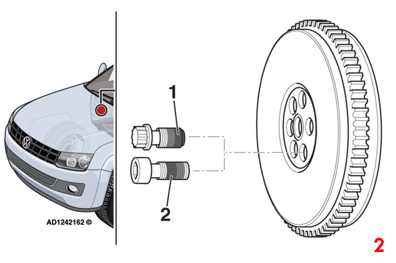 Autodata fixes a fault on a Volkswagen Amarok