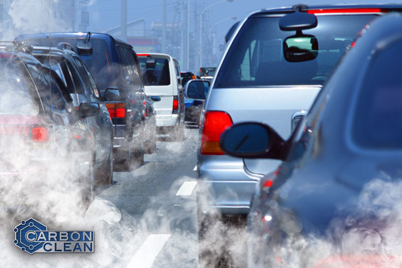 Carbon Clean tackles car pollution