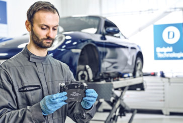 A different direction for brake pads