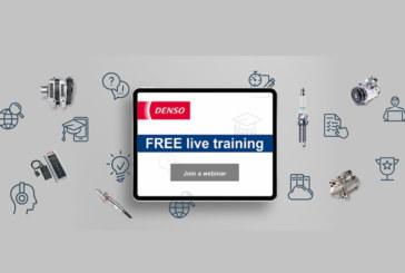 DENSO extends webinar programme