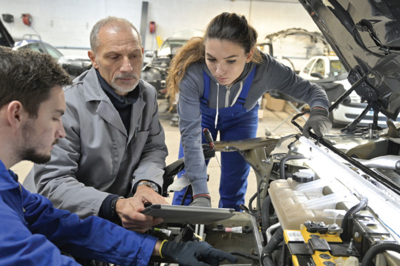 Top tips for investing in apprenticeships