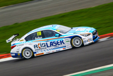 Laser Tools catches up with BTCC drivers