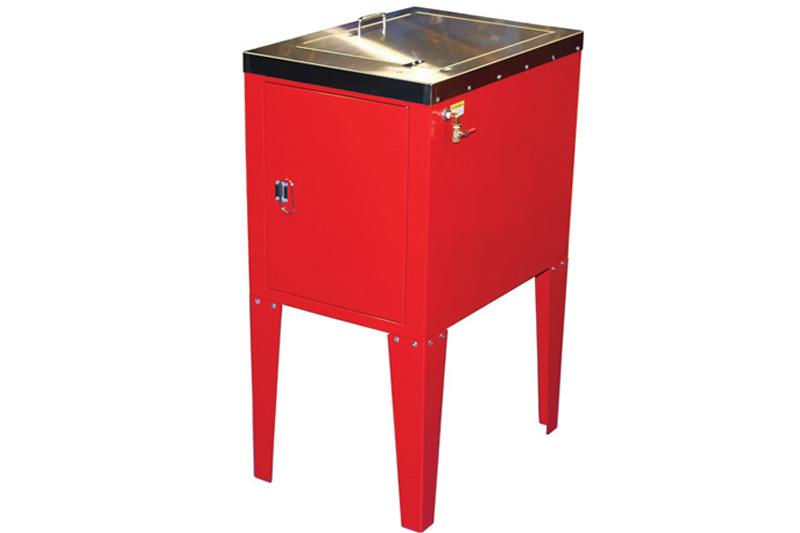 Power-Tec introduces spray gun washer cabinet