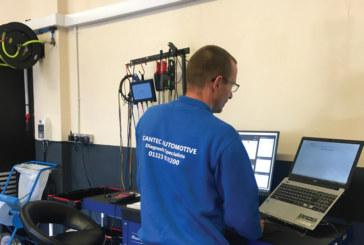 Scantec Automotive addresses vehicle diagnostics