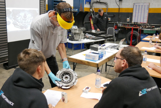 Schaeffler REPXPERTs return to provide training