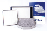 UFI Filters expands cabin air filter range