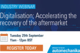 Automechanika announces webinar session