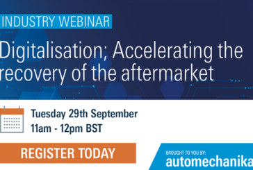 Automechanika announces webinar session