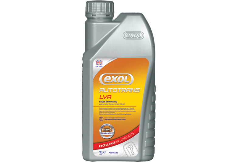 Exol introduces transmission fluid