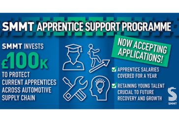 SMMT offers apprentice support