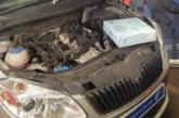 Blue Print replaces clutch in a Škoda