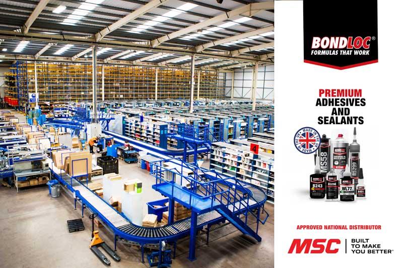 Bondloc partners with MSC