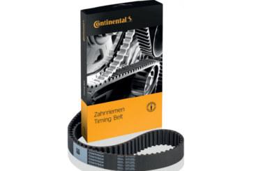 Continental updates timing belt range