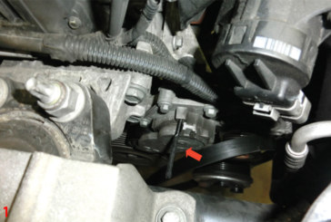 Dayco replaces Ford Focus timing belt