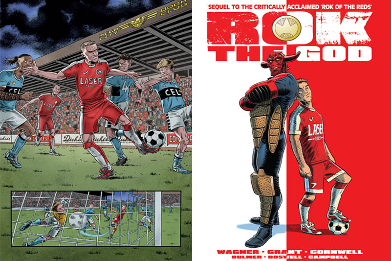 WIN! Football Shirt and Book with Laser Tools