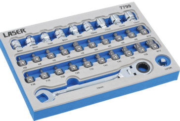 Laser Tools bolsters range with socket set