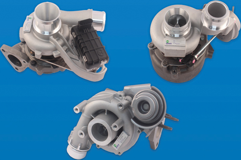 Melett launches turbocharger units