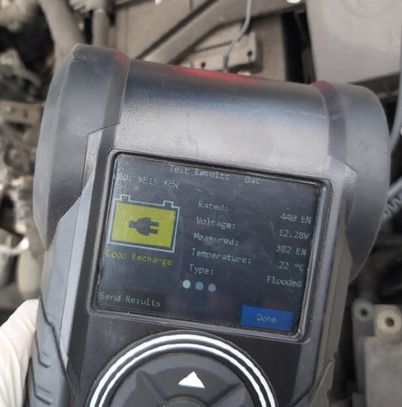 Rotronics offers battery management advice