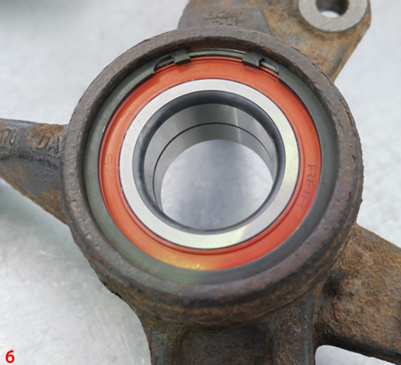 REPXPERT wheel bearing replacement guide