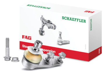 Schaeffler extends FAG brand